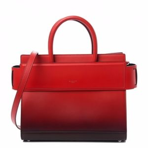 GIVENCHY Small Horizon Degrade Leather Tote